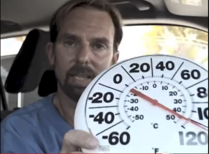 Dr. Ernie Ward-vet-hot-car-video
